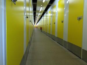 Couloir 1er étage FREESTOCK ORLEANS 1