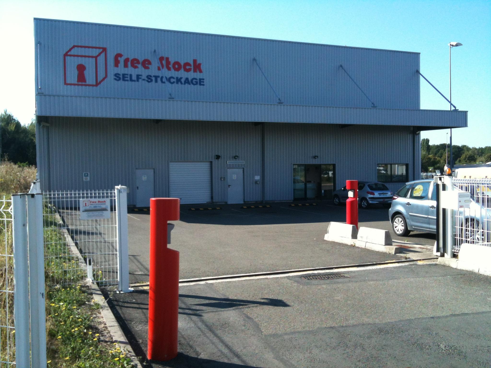 Facade Free Stock
